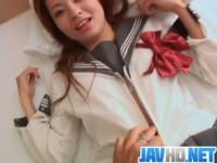 【無修正】もっと突いて イケイケの美人JKをハメ撮り