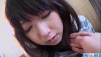【無修正】パイパン素人娘をハメ撮り!!淡々と腰振るエロストイック