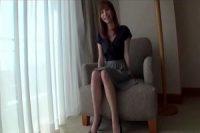 【無修正】【無】100人斬りのサセ子ちゃん(21)化粧品販売員とホテルでハメ撮り。