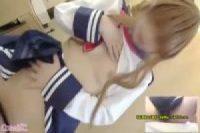 【無修正】【無】コスプレ少女とおねだりエッチ