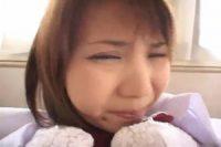 【無修正】ベビーフェイスの女子高生
