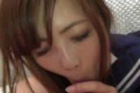 【無修正】JAP S級スレンダー19歳が制服コスでハメ撮り!