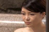 人妻NTR温泉~美白スレンダー奥様