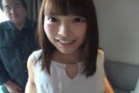 笑顔の可愛いロリ系金髪美少女がホテルで知らないおじさんのチンポに喘ぐ