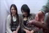 【人妻ナンパ】草食系男子がママ友主婦2人にエッチな悩み相談