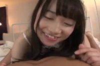 子作りはご奉仕の一環 妊娠ok美少女メイド 大島美緒