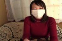 【素人巨乳】素人の巨乳処女娘がパイパンマンコをじっくり舐められる