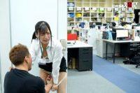 【6/9最新作】タイnoメディアでも話題沸騰タイハーフSOD新入社員の声我慢SEX