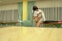 放課後の教室で…三つ編みの大人しい少女はSEXの快感を知り、中だしSEXに夢中