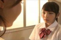 跡美しゅり 激カワ美少女JKの放課後レズプレイ
